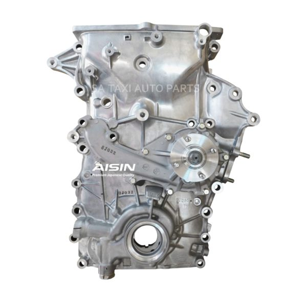 Timing Cover with Water Oil Pump 2TR Petrol or Toyota Quantum | SA Taxi Auto Parts