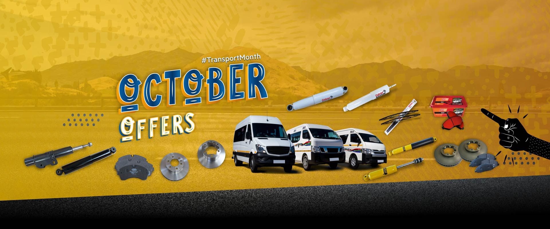 October Offers